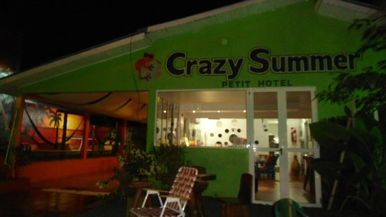 Crazy summer