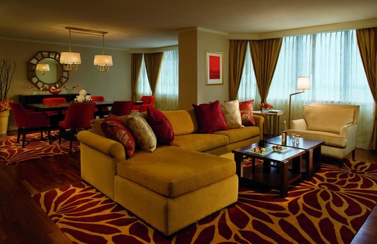 The Ritz-Carlton Atlanta: Presidential Suite