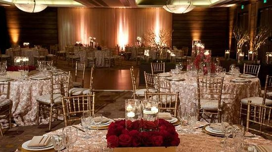 DoubleTree by Hilton Hotel Monrovia - Pasadena Area: Wedding event at the DoubleTree Monrovia hotel