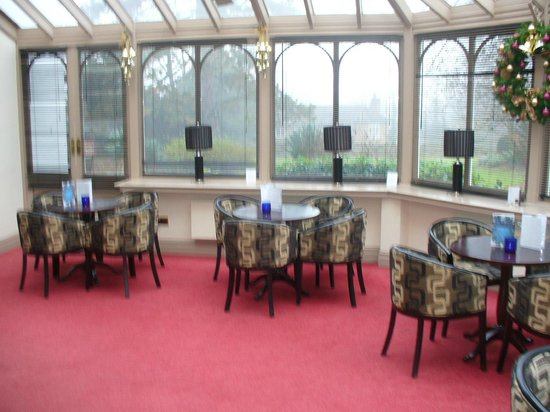 Hawkwell House Hotel: Breakfast Room