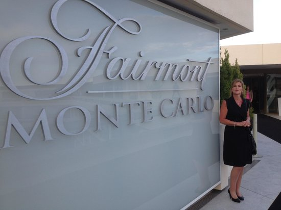 Fairmont Monte Carlo: Lovely Hotel