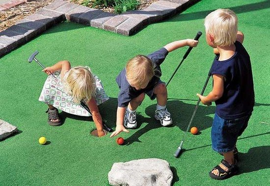 Marriott&#39;s Willow Ridge Lodge: Miniature Golf