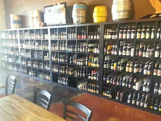 Meridian, ID: The Wall Of Beer.