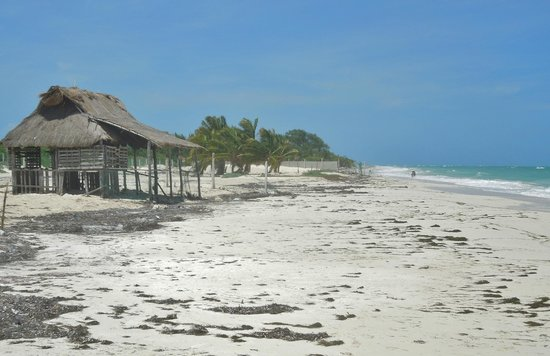 Beachscape Kin Ha Villas & Suites: Isla Blanca Beach 20 mins. north of Cancun yet a million miles away