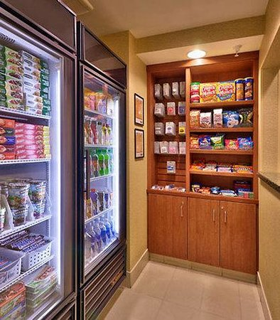 SpringHill Suites Cedar City: The Market