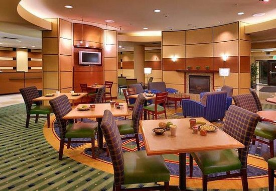 SpringHill Suites Cedar City: Breakfast Dining Area