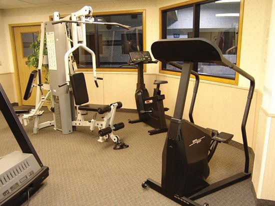 Shilo Inn Suites Mammoth Lakes: Fitness Center