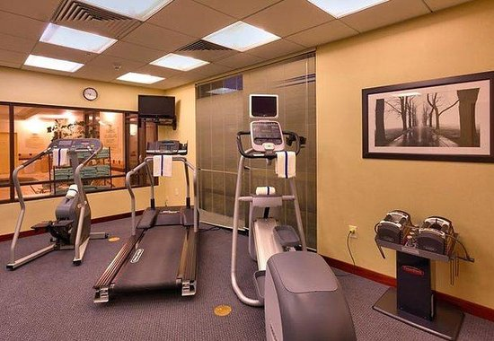 SpringHill Suites Cedar City: Fitness Center