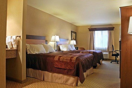 BEST WESTERN Crandon Inn & Suites: Double Queen Guest Room