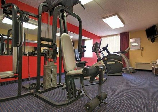 King of Prussia, Pennsylvanie : fitness center