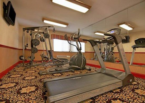 Trevose, Pensilvania: fitness center