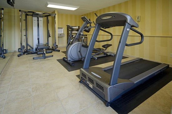 Stafford, VA: Fitness Room