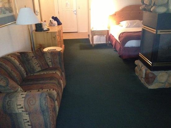 Majestic Mountain Inn: Room 134