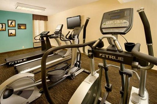 Drury Inn St. Peters: Fitness Center