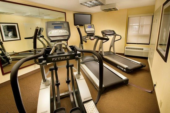 Drury Inn & Suites St Joseph: Exercise