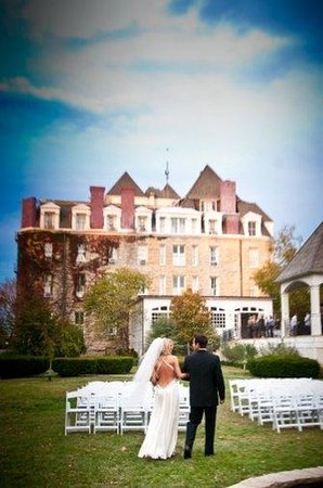 1886 Crescent Hotel & Spa: Wedding