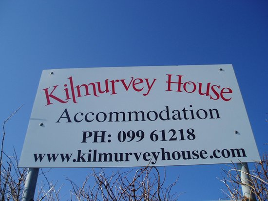 Kilmurvey House: Details