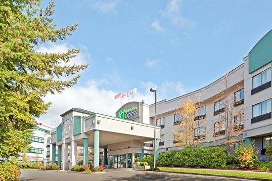 Holiday Inn Express Bellingham: Hotel Exterior