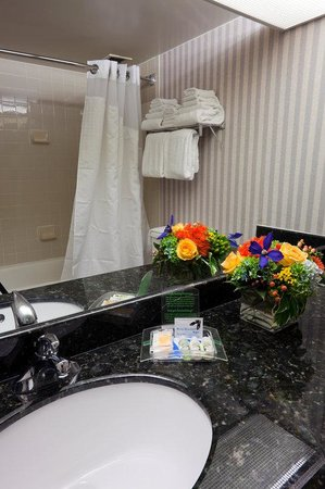 Holiday Inn Washington - Georgetown: Guest Bathroom