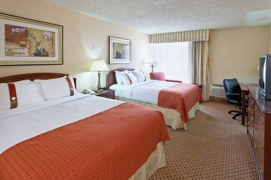 Holiday Inn - The Grand Montana Billings: Double Bed Guest Room