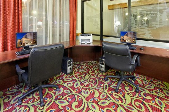 Holiday Inn - The Grand Montana Billings: Business Center