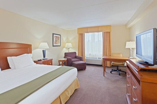 Holiday Inn Express Bethany Beach: The perfect room for business or leisure travel