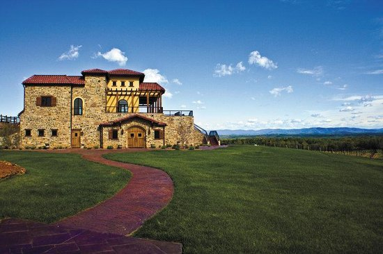 Wilkesboro, NC: Majestic Raffaldini Vineyards. Only 10 miles away