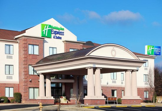 ‪Holiday Inn Express Hotel & Suites Pine Bluff‬
