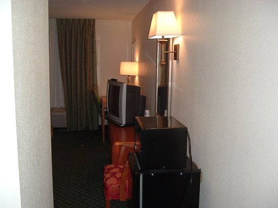 Holiday Inn Express New Orleans East: Room Feature