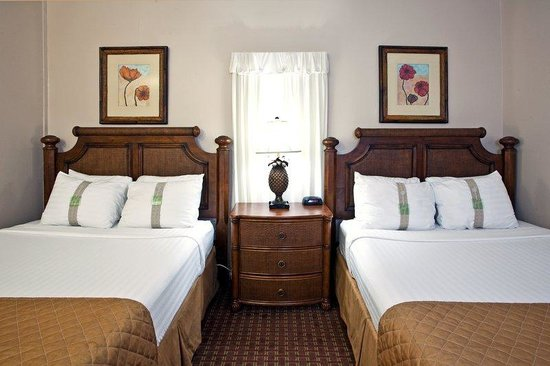 Holiday Inn Resort Fort Walton Beach : Holiday Inn Ft. Walton Beach Destin FL Beachfront Suite