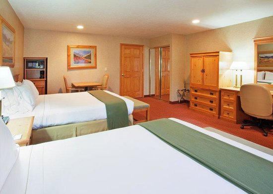 Holiday Inn Express South Lake Tahoe: Guest Room