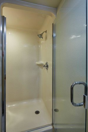 Holiday Inn Express Hotel & Suites Universal Studios Orlando: Standard Shower