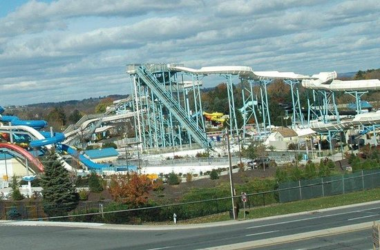 Allentown, PA: Dorney Park / Wildwater Kingdom