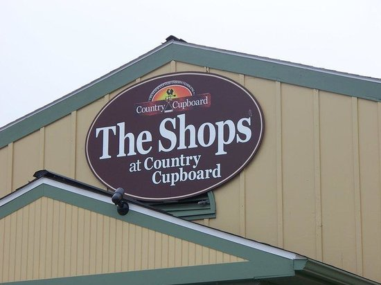 Holiday Inn Express Lewisburg/New Columbia: Shops @ Country Cupboard near the Holiday Inn Express