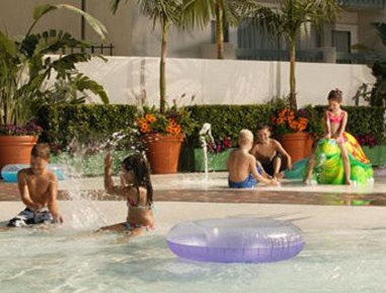 Howard Johnson Anaheim Hotel and Water Playground: Speedy