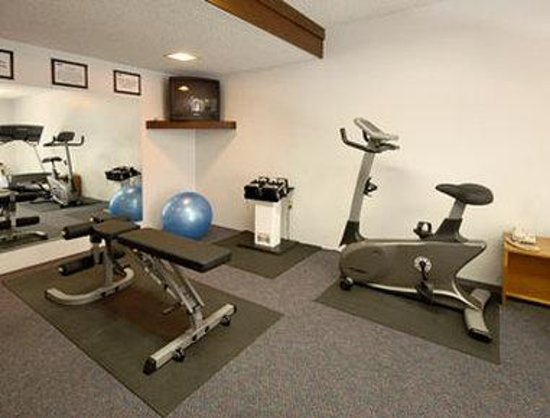 Howard Johnson Plaza Yakima/Near Convention Center: Fitness Center