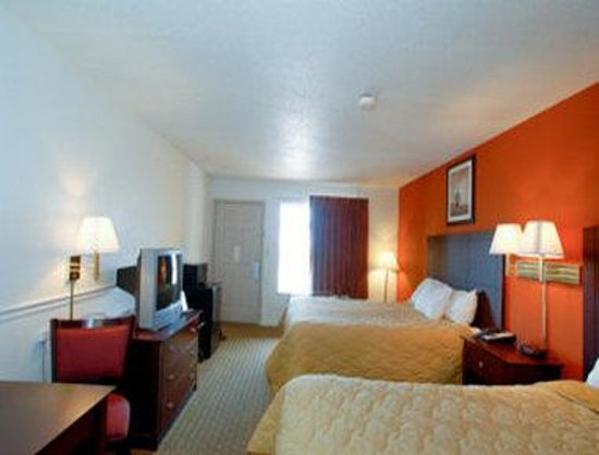 DeFuniak Springs, Floride : 2 Beds Guest Room 