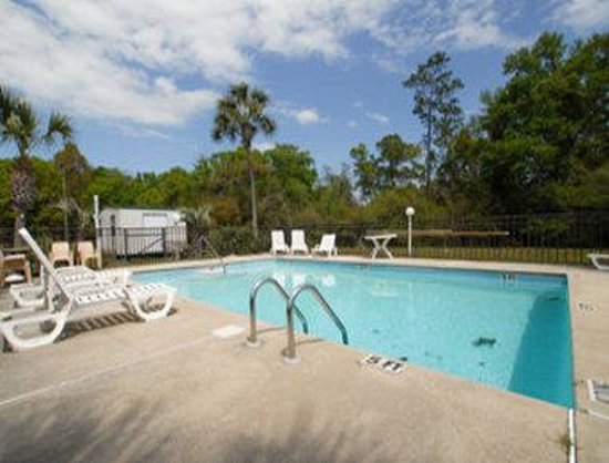 DeFuniak Springs, Floride : Pool 