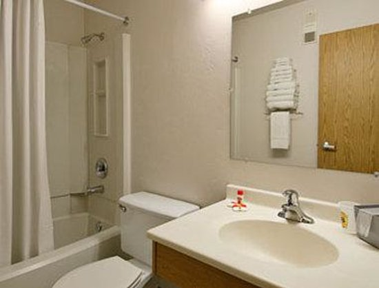 Port Angeles, Etat de Washington : Bathroom 
