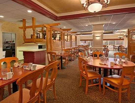 Ramada Inn Syracuse: Pepper Corns