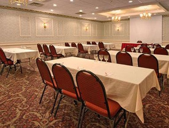 Ramada Inn Syracuse: Meeting Room