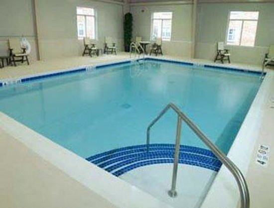 Ramada Inn Syracuse: New Indoor Heated Pool