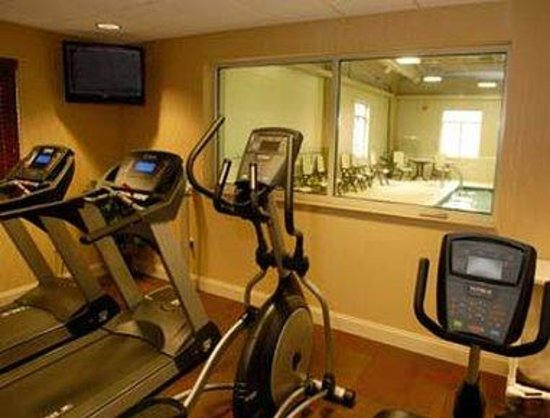 Ramada Inn Syracuse: New Fitness Center