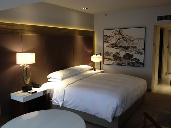 Grand Hyatt Taipei: Bedroom 1