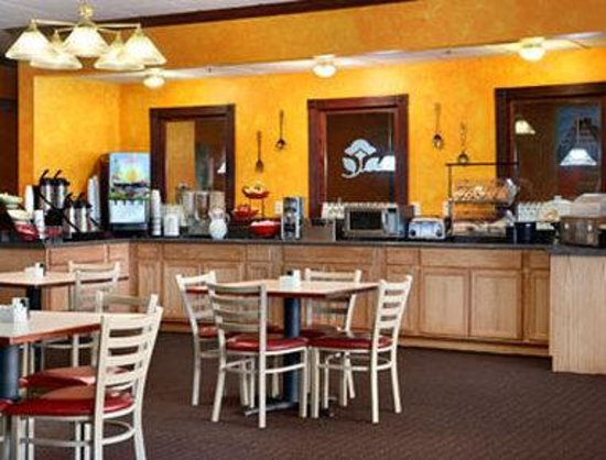 Ramada Hotel Wytheville: Restaurant