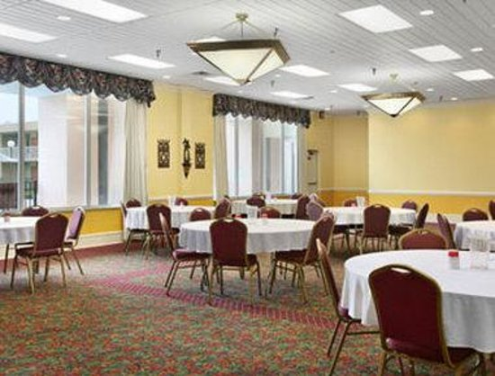 Ramada Hotel Wytheville: Meeting Room
