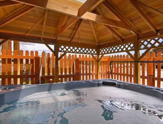 Ramada Limited Frisco: Hot Tub