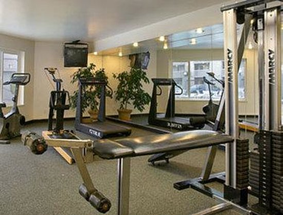 Ramada San Jose: Fitness Center