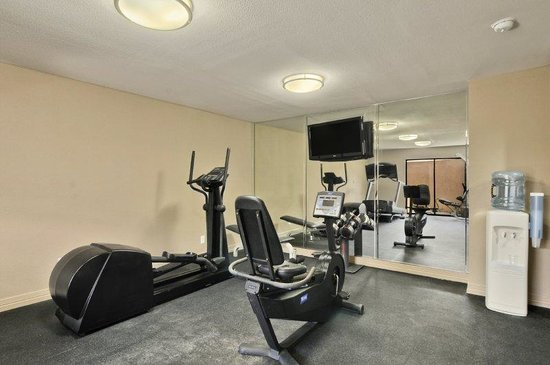 Ramada Houston Intercontinental Airport South: Fitness Center