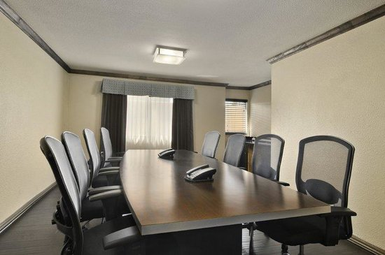 Ramada Houston Intercontinental Airport South: Executive Board Room